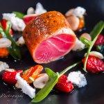 Degustation Seared Tuna Dish 2