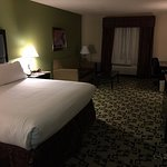 Room 311 at the Holiday Inn Express Troutville, VA