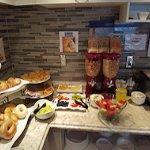 Full Hot Breakfast Buffet