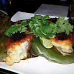 Sambal Ikan Peri. See description in menu :)