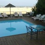 piscine et l océan pas loin