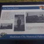 Old Mackinac Point LIghthouse, Mackinaw CIty, MI.