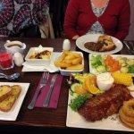 Huge portions!!!
