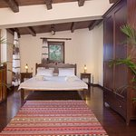 open attic 2nd bedroom