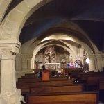 Catedral. Parroquia del Cristo (Iglesia de abajo). Zona central.