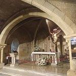 Catedral. Parroquia del Cristo (Iglesia de abajo). Altar Mayor.