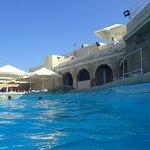 Pool area Preluna Hotel & Spa