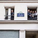 Hotel de la Place du Louvre team