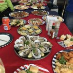 Oysters etc
