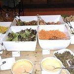 Pestana Bahia : buffet entrées