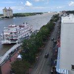 Photo de Hyatt Regency Savannah