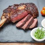 à la steak carte Restaurant GenussReich