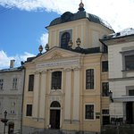 Centrum mesta Banská Štiavnica – fotografia