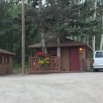 Theses cabins are so beautiful Pocahontas cabins is the best place to stay absolutely amazing th