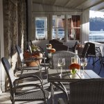Wharf Tavern Terrace | Trident Hotel Kinsale