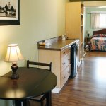 Kitchenette in Family Suite