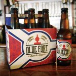 Olde Fort Blonde Lager
