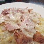 Macaroni and Cheese Special- Cordon Bleu