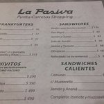 Photo of La Pasiva