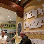 Happy Pizza for italian food lovers
