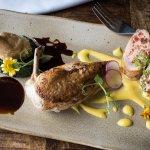 Chicken Three Ways - A la Carte Dining