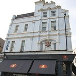 1a George Street Hastings - great place to stay :-)