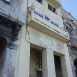 Edificio por fuera. Casa Malecon Habana, planta 5ª