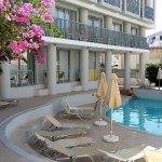 Foto de Alia Beach Hotel