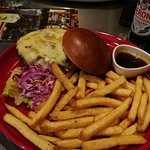 French dip burger