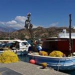 Agia Galini war ein kleines Fischerdorf