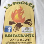 Photo de Pizzeria La Fogata