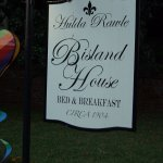 Signage for B&B