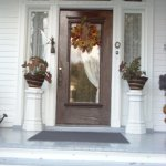 Welcoming entrance to B&B