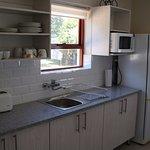 Sun Bird cottage kitchen