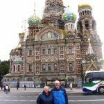 At the Church of the Savior on Spilled Blood