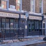 North Sea Fish restaurant & chippie