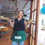 Foto di Whispers Restaurant- Bar