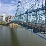Photo of Roebling Suspension Bridge