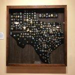 Texas Rangers Badges