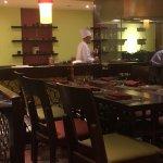 بصراحه مستوى المطعم ممتاز جداا عكس توقعاتي ، انصح به زوار القاهره