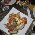 Buffet sea food