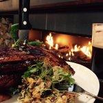 Pork ribs & fire