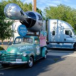 Back alley bowling truck!