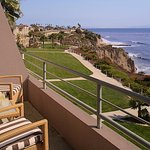The Cliffs Resort Hotel Suite Balcony