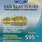Ask for your trip to San Blas (: