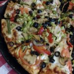Veggie Pizza from Kay's
