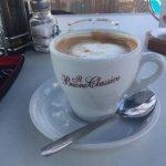 coffee wth milk