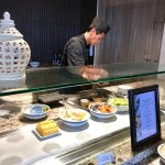 Cedric at the Sushi Bar