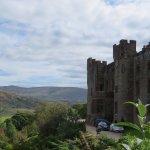 Muncaster Castle.