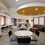Lobby Seating Area at the SpringHill Suites Phoenix North